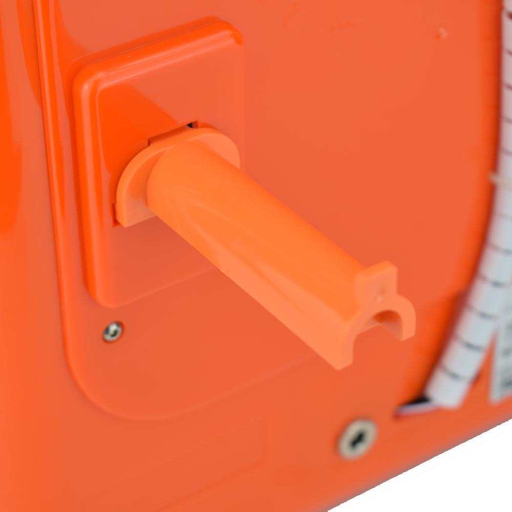 Easythreed® Белый и оранжевый пластиковый держатель для нити для 3D принтера DORA & MICKEY - фото 7