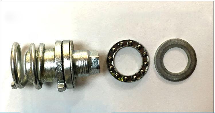 RAMBOMILRoadВелосипедВелосипедВелосипедТормозной диск F-1 Передний задний колесный тормозной диск Rotor Набор - фото 9
