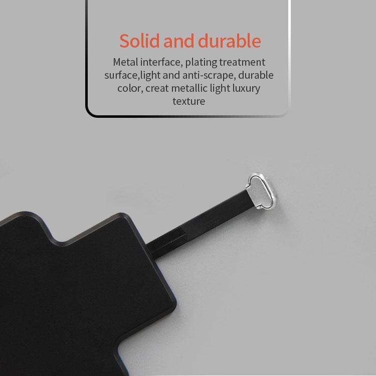 Bakeey Micro USB Qi Беспроводное зарядное устройство Приемник Для Redmi 5 Plus Примечание 5 4 4X S7 S6 - фото 15