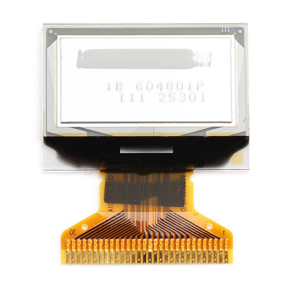 3шт 0,96 дюйма OLED Дисплей 12864 серийный LCD Дисплей синий цвет Дисплей - фото 2