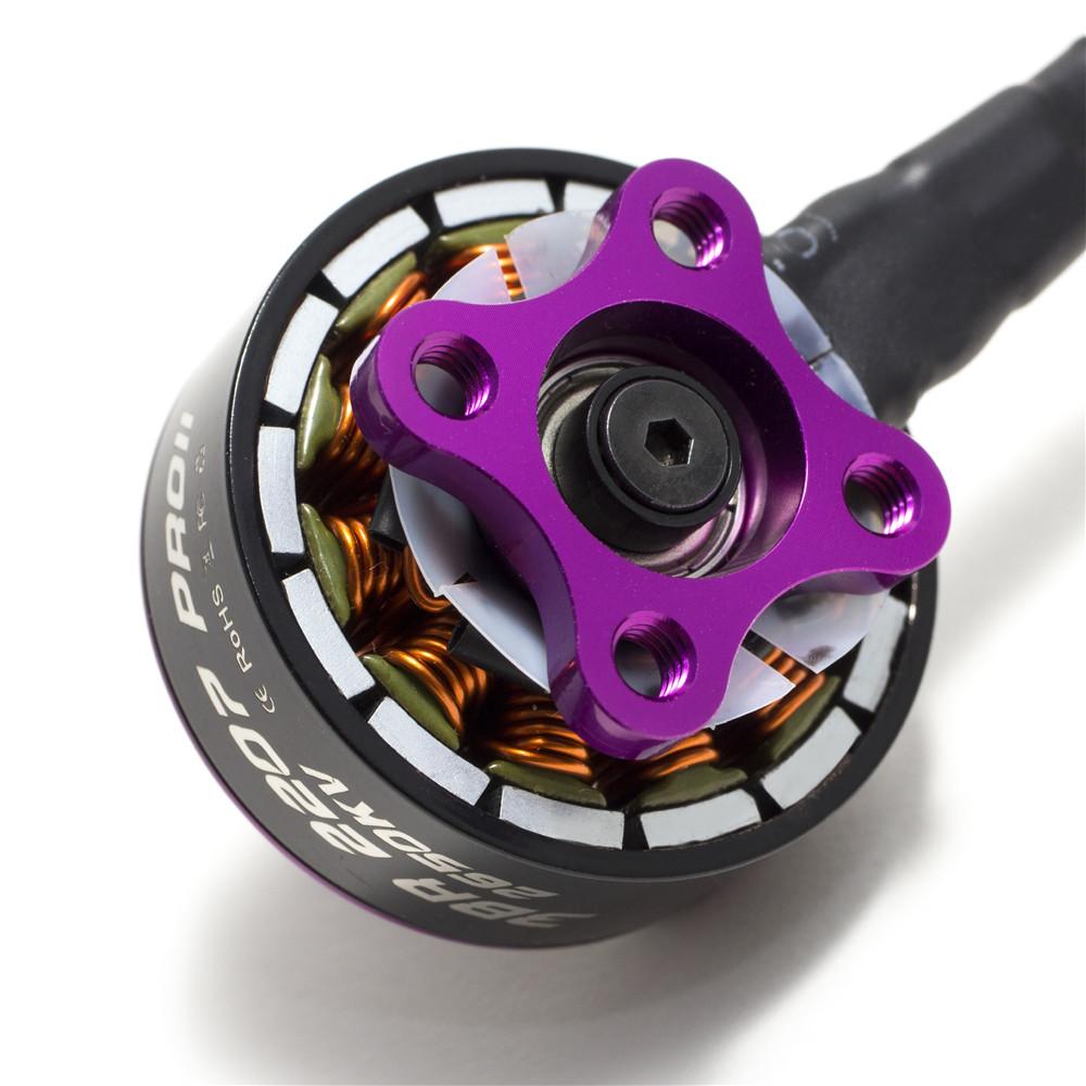 3BHOBBY Racing Мотор 2207 PROII KV1900 / 2700 Бесколлекторный мотор для гоночных RC Дрон - фото 5