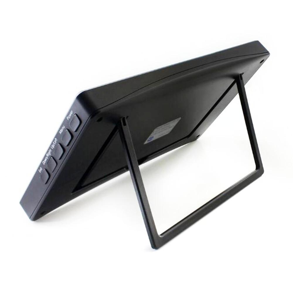 Wareshare 7 дюймов IPS HDMI Дисплей Емкостный сенсорный экран из закаленного стекла 1024x600 для игровой консоли Jetson - фото 3