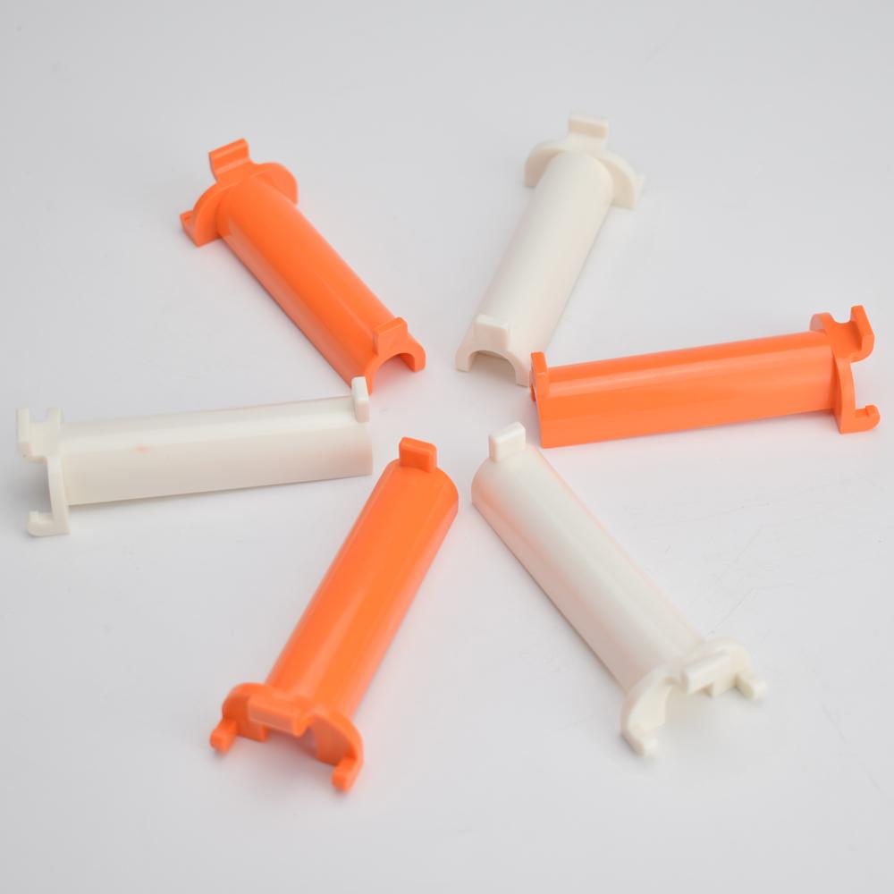 Easythreed® Белый и оранжевый пластиковый держатель для нити для 3D принтера DORA & MICKEY - фото 2
