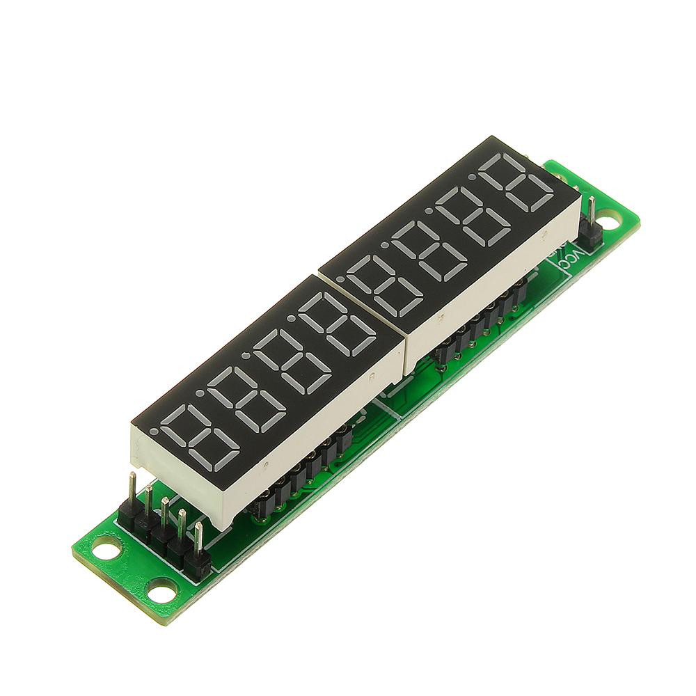 3шт MAX7219 красный 8 битный цифровой Трубка LED Дисплей модуль для микроконтроллеров - фото 3
