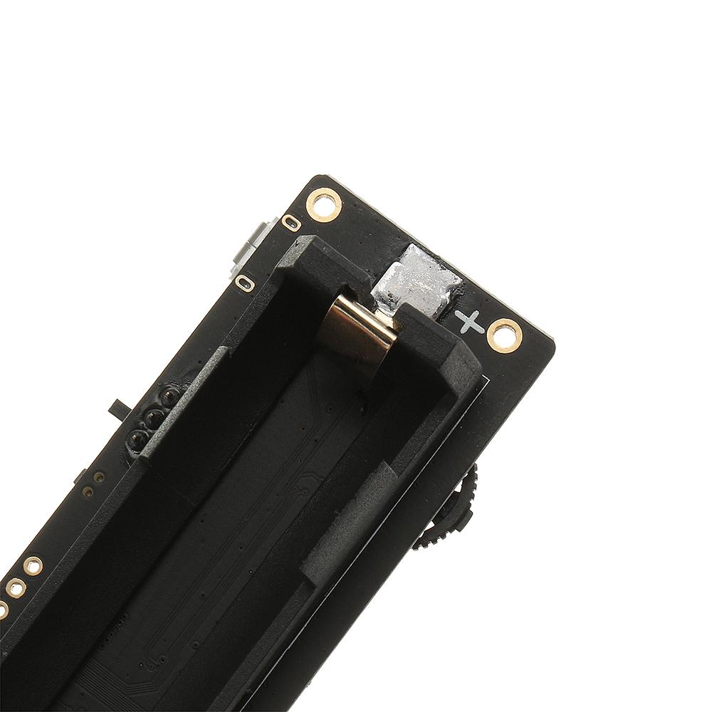 LILYGO TTGO Bluetooth-модуль WiFi 18650 Батарея Держатель сиденья 2A Предохранитель ESP32 4MB SPI Flash - фото 10