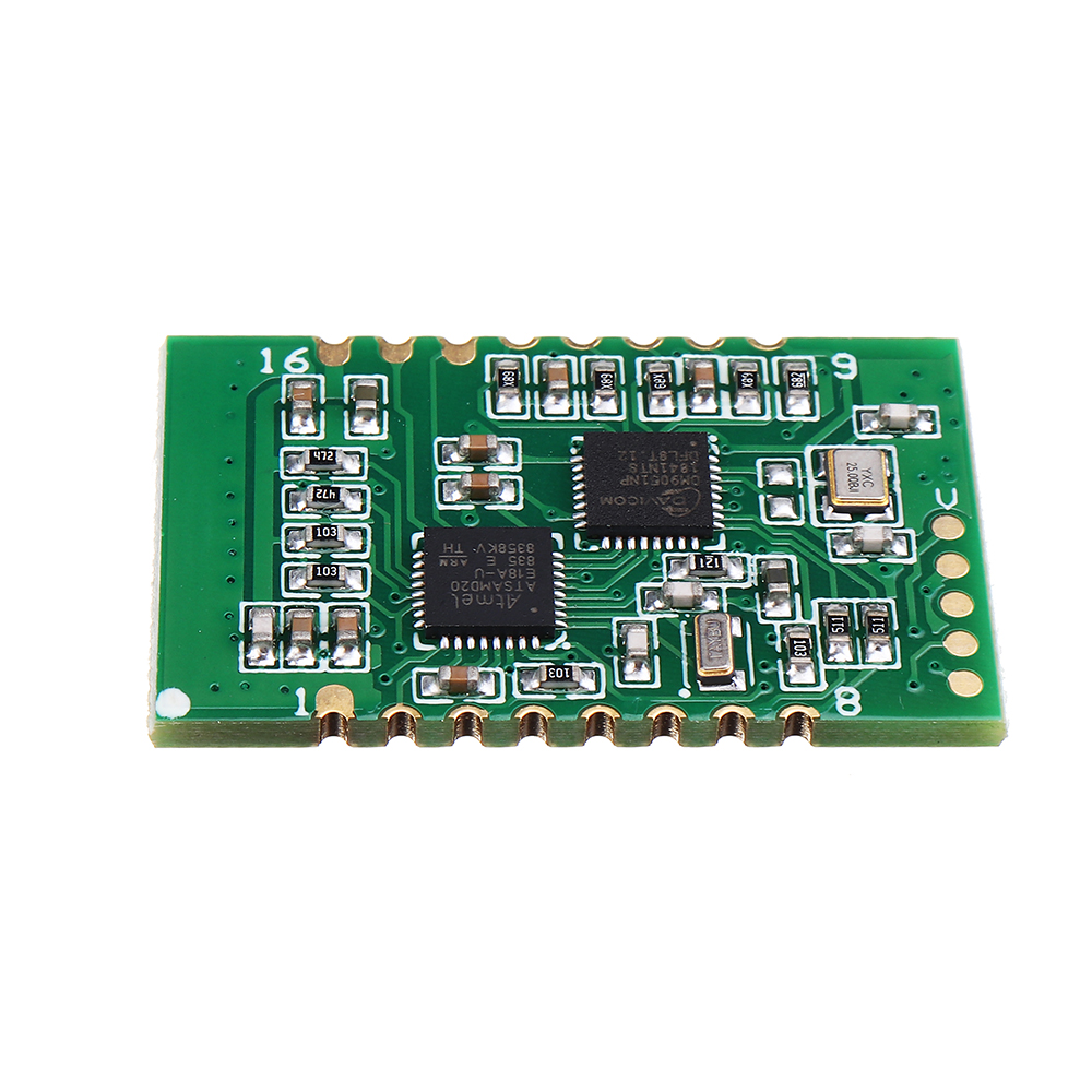 B5/B8ЧастотаСтандартыNbiot Цифровой модуль беспроводной передачи IoT Протокол Coap Протокол связи NB73 - фото 4