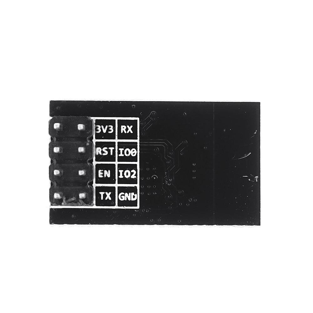 ESP-01S ESP8266 Serial to WiFi Модуль Беспроводная Прозрачная Передача Промышленный Класс Умный Дом Интернет вещей IOT - фото 4