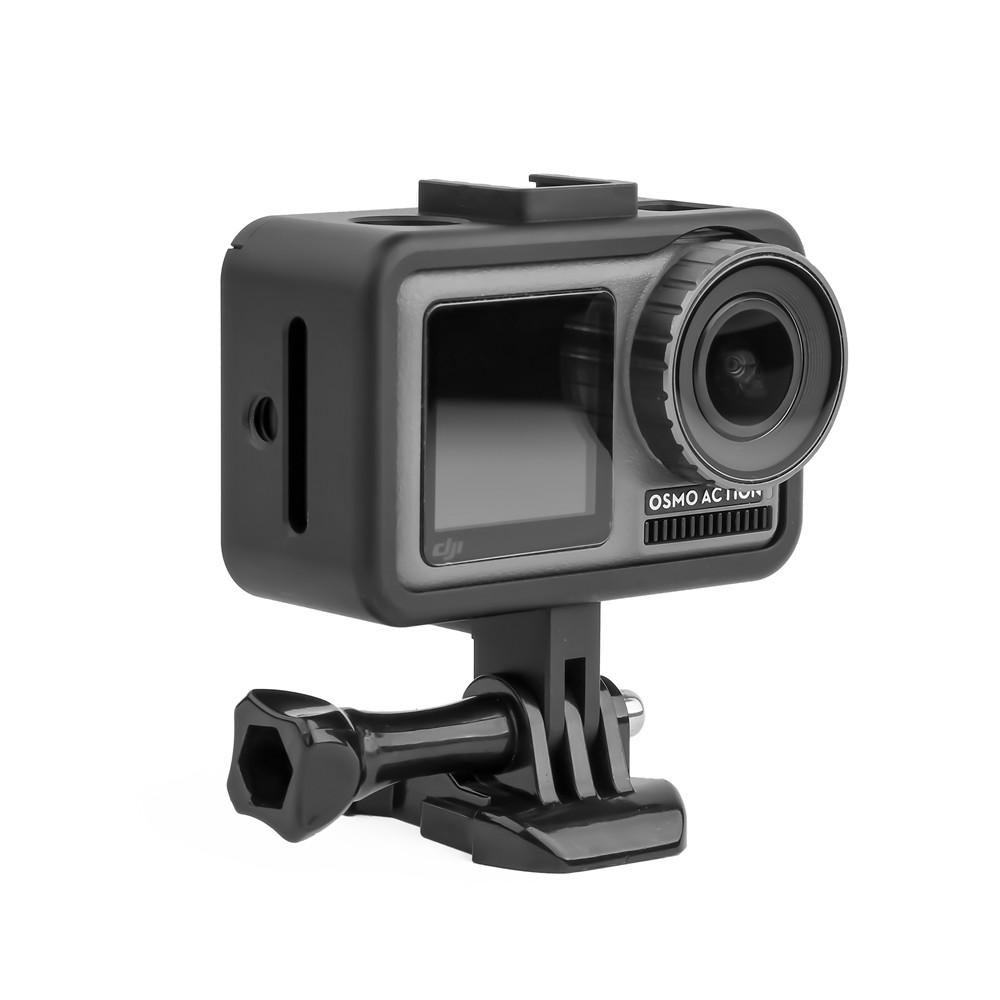 Алюминиевый сплав камера Кронштейн защитной рамы для DJI OSMO Action FPV камера - фото 2