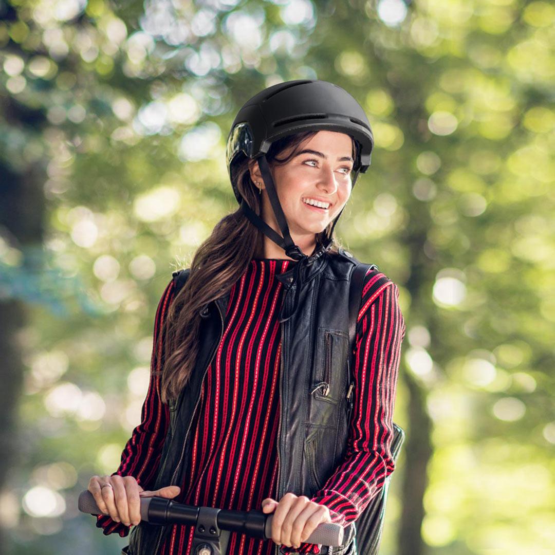 Ninebot Сверхлегкий езда Шлем Лыжи Сноуборд Скейтборд Велосипед Велоспорт Мужчины Женское - фото 4