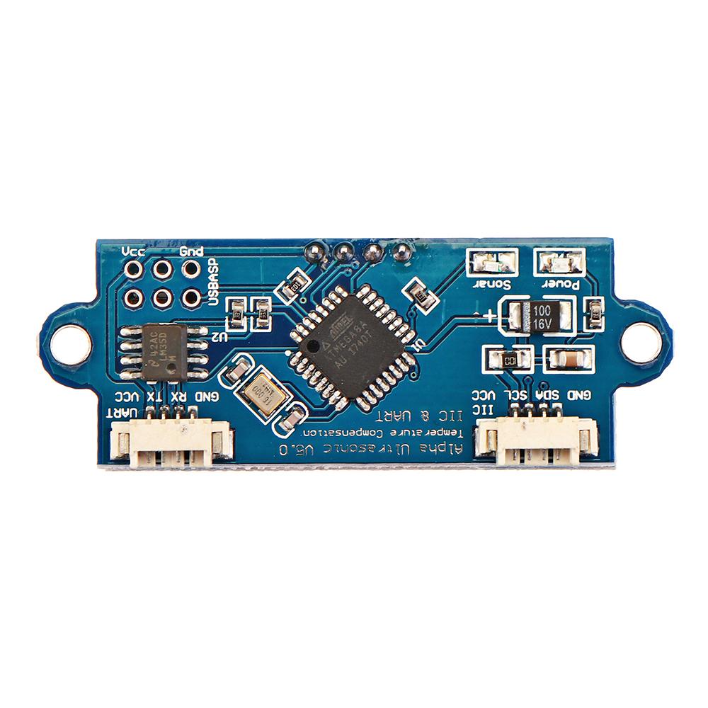 Контроллер полета Предотвращение препятствий Датчик Высотный ультразвуковой модуль I2C для PIXHAWK APM RC Дрон - фото 4