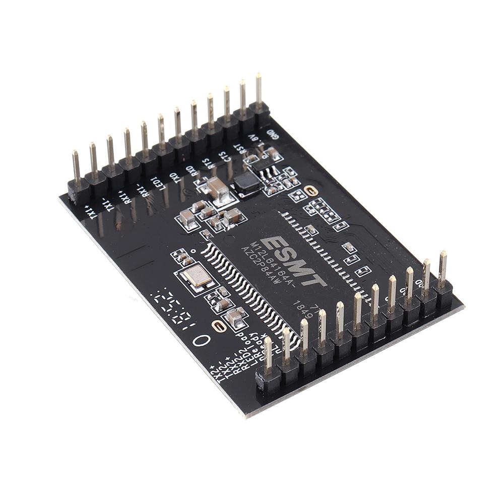 МодульSerialtoWiFiВстроенныйдвухпортовый беспроводной последовательный порт Ethernet 232 D2 - фото 6