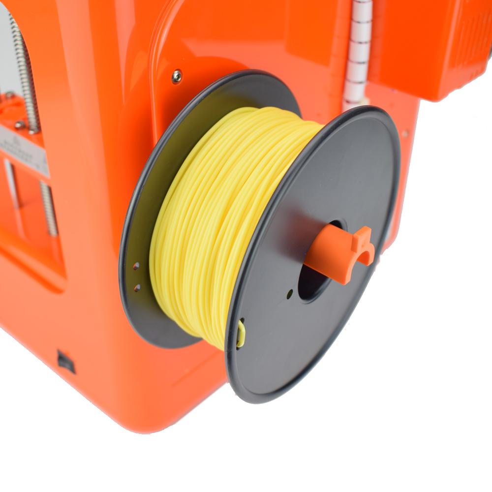 Easythreed® Белый и оранжевый пластиковый держатель для нити для 3D принтера DORA & MICKEY - фото 6
