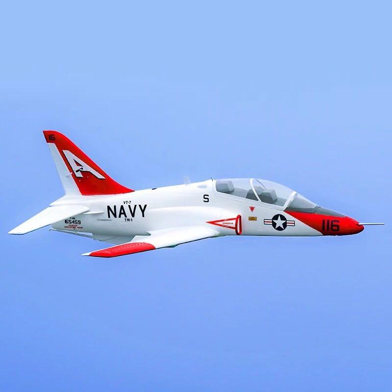QT-МОДЕЛЬ T45 V2 EPO 960 мм Размах крыльев RC Самолет Jet Шкала Увеличить Зенкованный ястреб с фиксированным крылом PNP - фото 4