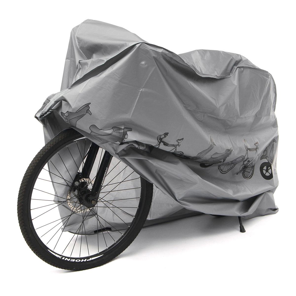 Велосипед Велосипед мотоцикл Чехол Водонепроницаемы Анти UV Погода пыленепроницаемая - фото 6