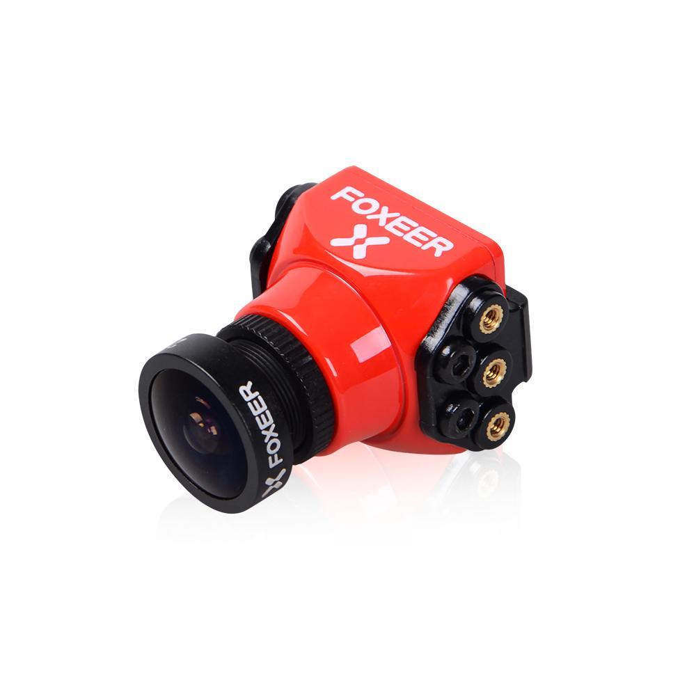 FoxeerArrowMini/StandardPro 1,8 мм 650TVL 4: 3 WDR FPV камера Встроенный OSD с кронштейном NTSC / PAL для RC Дрон - фото 3