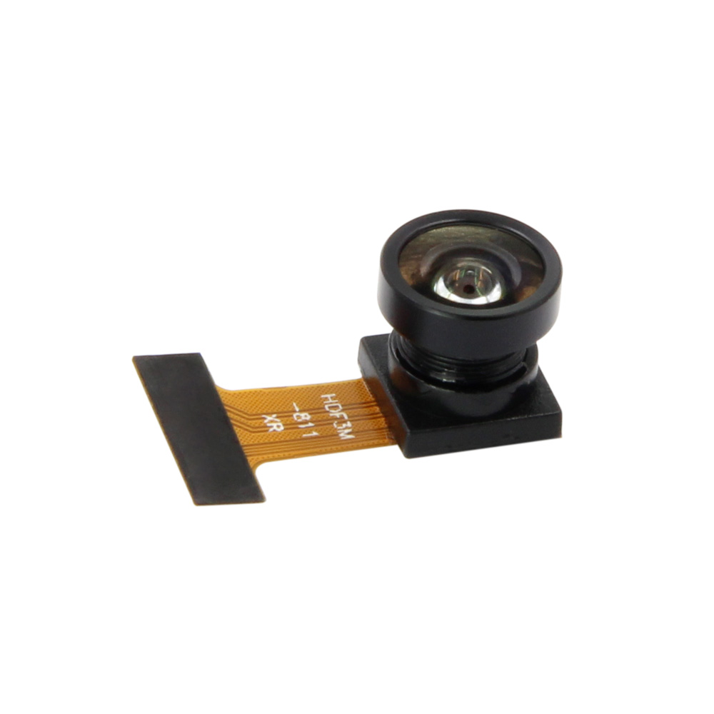 3штFisheyeОбъективTTGOкамераМодуль OV2640 2-мегапиксельный адаптер Поддержка YUV RGB JPEG для T-камера Plus ESP32-D - фото 6