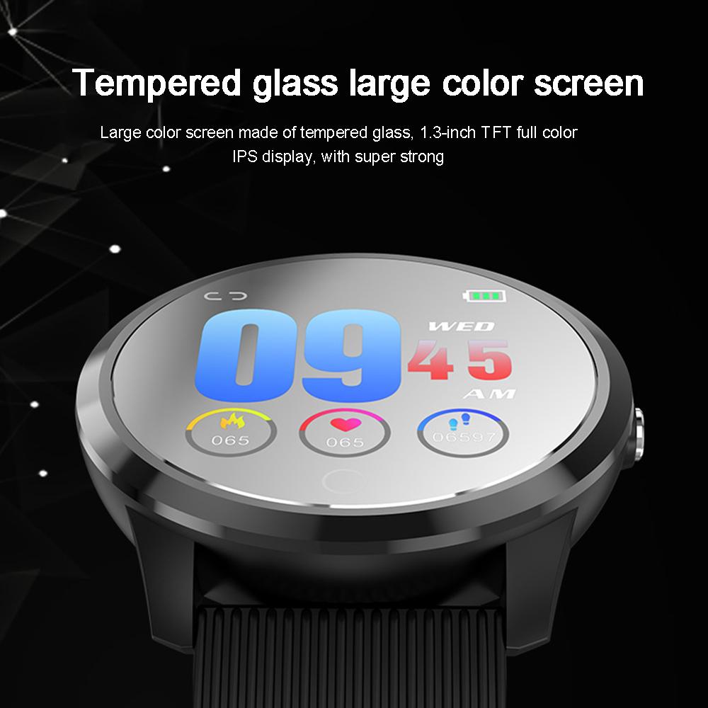 XANES®M011,3-дюймовыйцветнойэкранВодонепроницаемы Smart Watch Find Phone Фитнес Спортивный браслет - фото 7