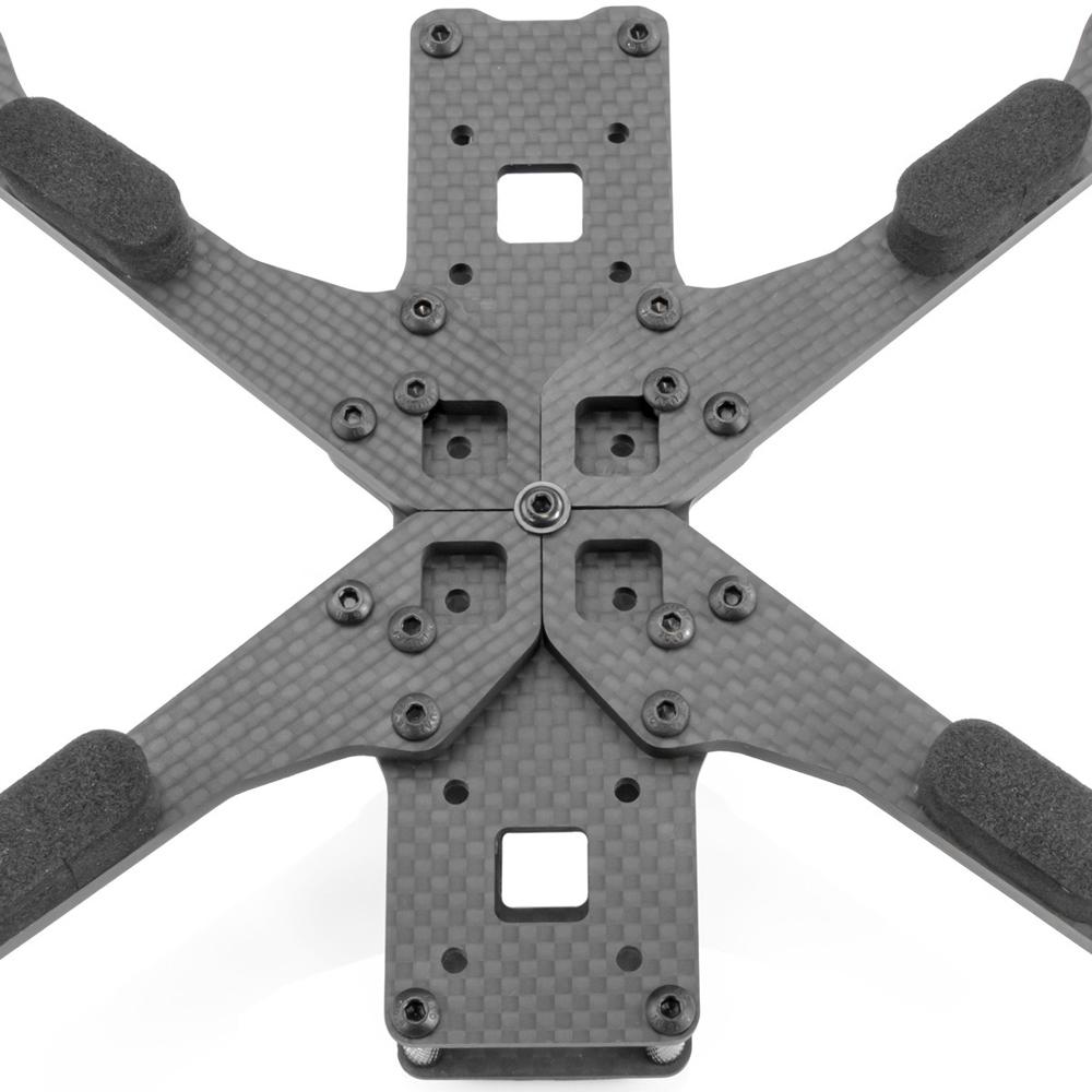 Lumenier QAV-R 2 Slam 220/260 / 300mm 5/6/7 дюймов Carbon Fiber FPV Racing Frame Набор для RC Дрон - фото 6