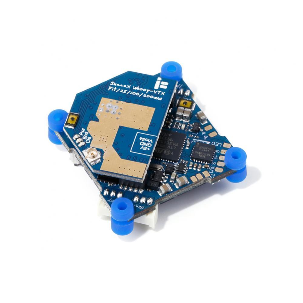 Контроллер полета iFlight SucceX Whoop F4 2-4S Встроенный регулятор 12A BL_S ESC и VTX 25/100/200 мВт для RC Дрон Гонки - фото 2