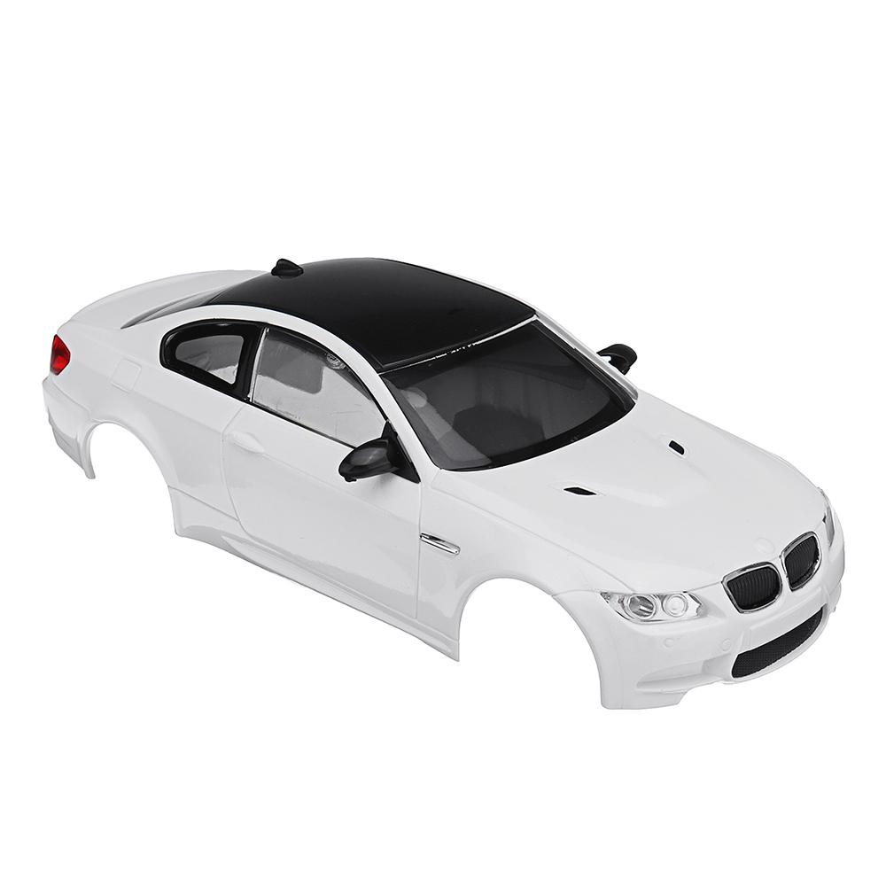 Firelap RC Авто Корпус Для 1/28 Das87 Wltoys Mini-Q RC Модель Автомобиля Белый - фото 4