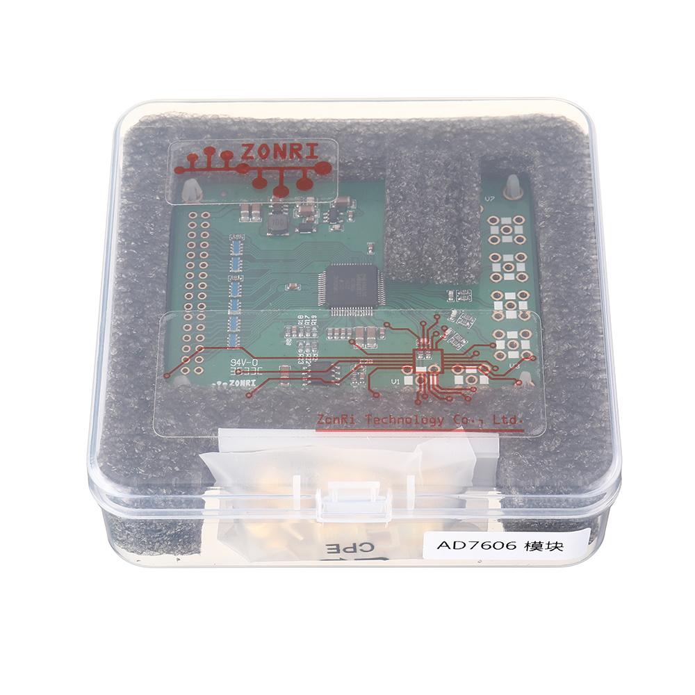 Модуль сбора данных AD7606 Модуль синхронной выборки Модуль АЦП 16 бит / 200KSps - фото 4