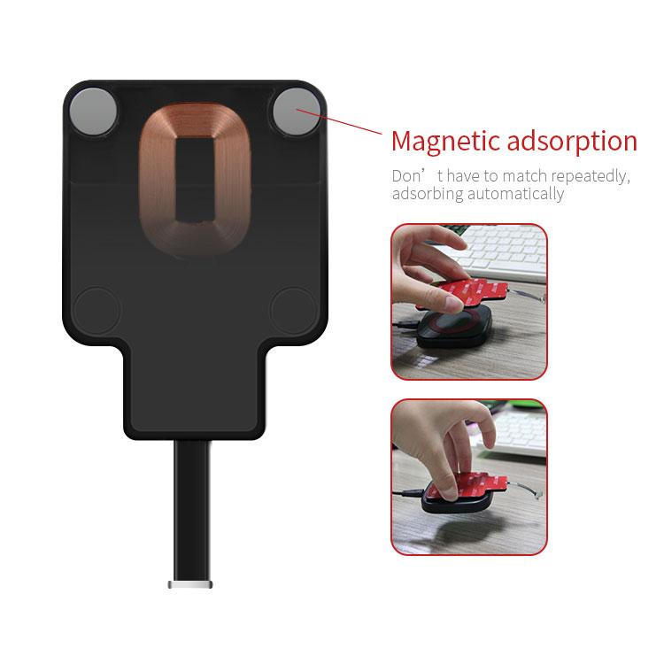 Bakeey Micro USB Qi Беспроводное зарядное устройство Приемник Для Redmi 5 Plus Примечание 5 4 4X S7 S6 - фото 21