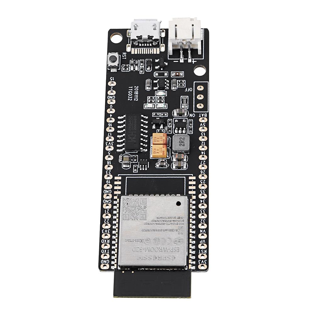 LILYGO TTGO T-Koala ESP32 Модуль Wi-Fi и Bluetooth 4 МБ Плата разработки на основе ESP32-WROVER-32 Micro USB - фото 9