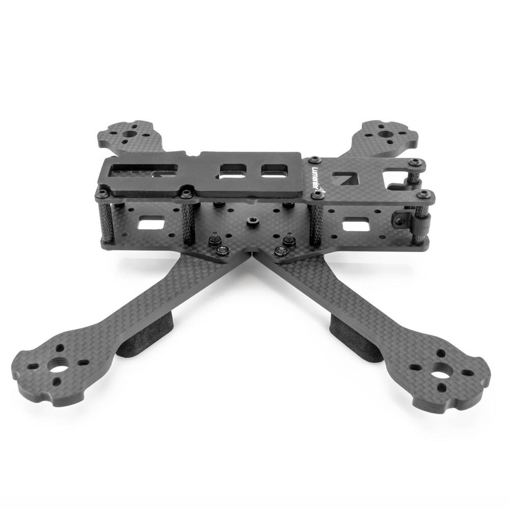 Lumenier QAV-R 2 Slam 220/260 / 300mm 5/6/7 дюймов Carbon Fiber FPV Racing Frame Набор для RC Дрон - фото 4