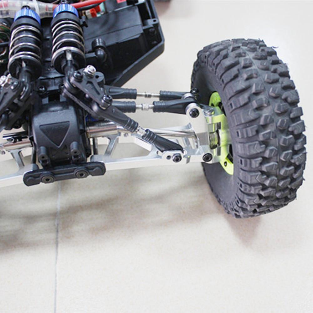 2PCS Wltoys 10428-A BC K949 1/10 2.4G 4WD Rc Авто Детали модернизации Алюминиевый сплав C Стиль сиденья - фото 13