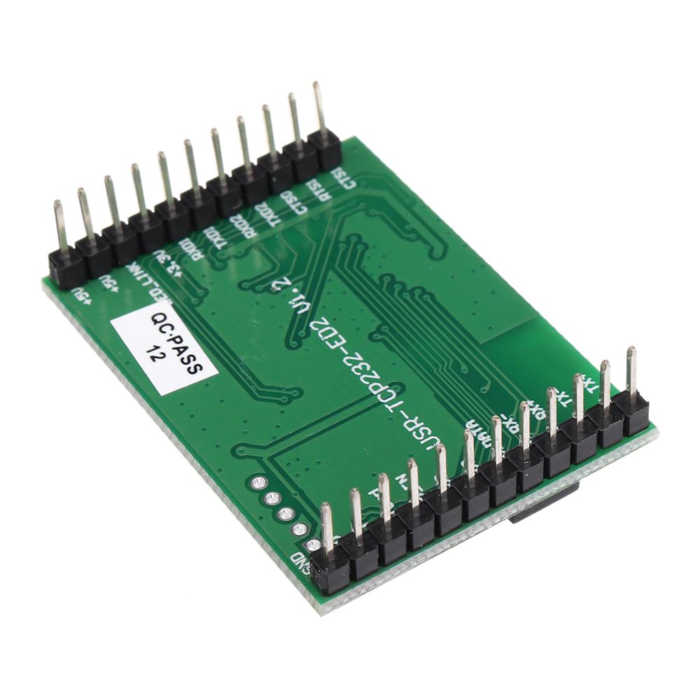 Три3-канальныхпоследовательныхпортадлямодуля Ethernet Поддержка уровня TTL Поддержка веб-конфигурации DHCP USR-TCP2 - фото 7