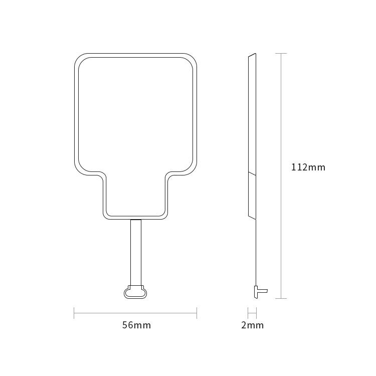 Bakeey Micro USB Qi Беспроводное зарядное устройство Приемник Для Redmi 5 Plus Примечание 5 4 4X S7 S6 - фото 19