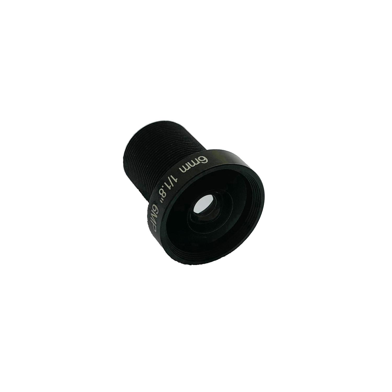 1/1.86MP6MMM12 HD IR Инфракрасное ночное видение FPV камера объектив - фото 3