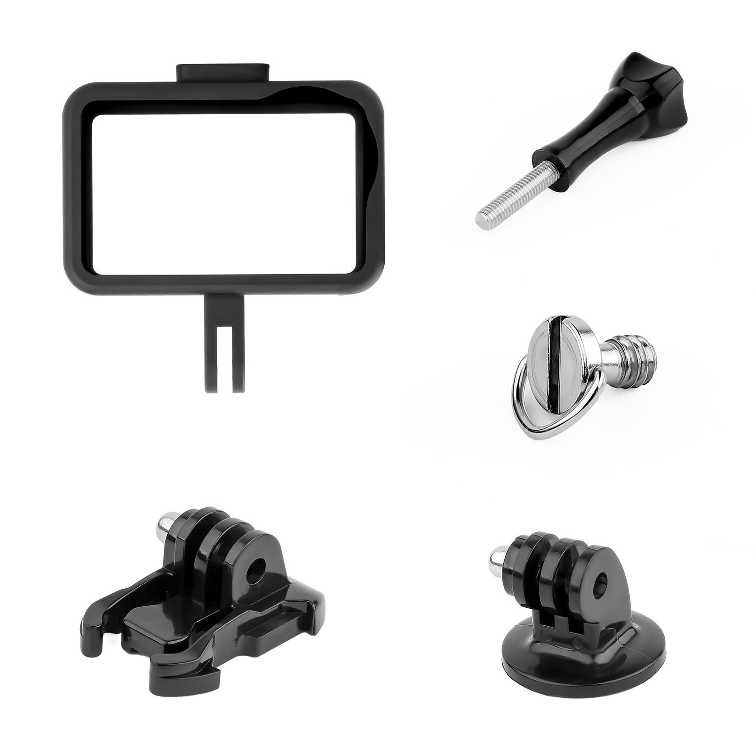 Алюминиевый сплав камера Кронштейн защитной рамы для DJI OSMO Action FPV камера - фото 12