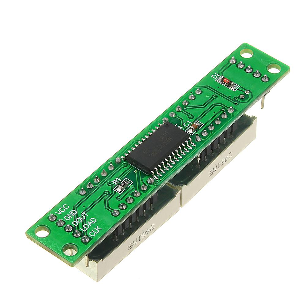 3шт MAX7219 красный 8 битный цифровой Трубка LED Дисплей модуль для микроконтроллеров - фото 7