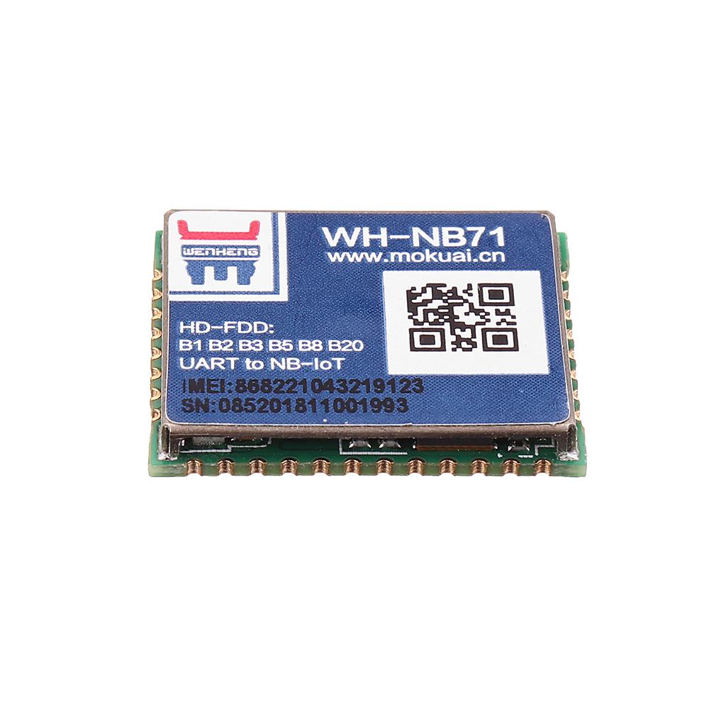 МногодиапазонныймодульбеспроводнойсвязиNB-iotсо встроенным чипом Huawei WH-NB71 - фото 6