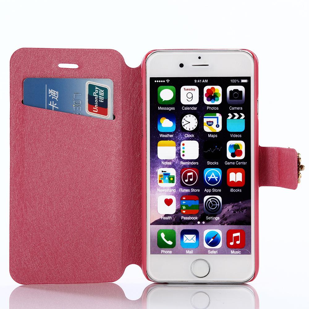 РетрокартыслотКронштейнFlipЗащитный Чехол для iPhone 6Plus / 6sPlus - фото 3