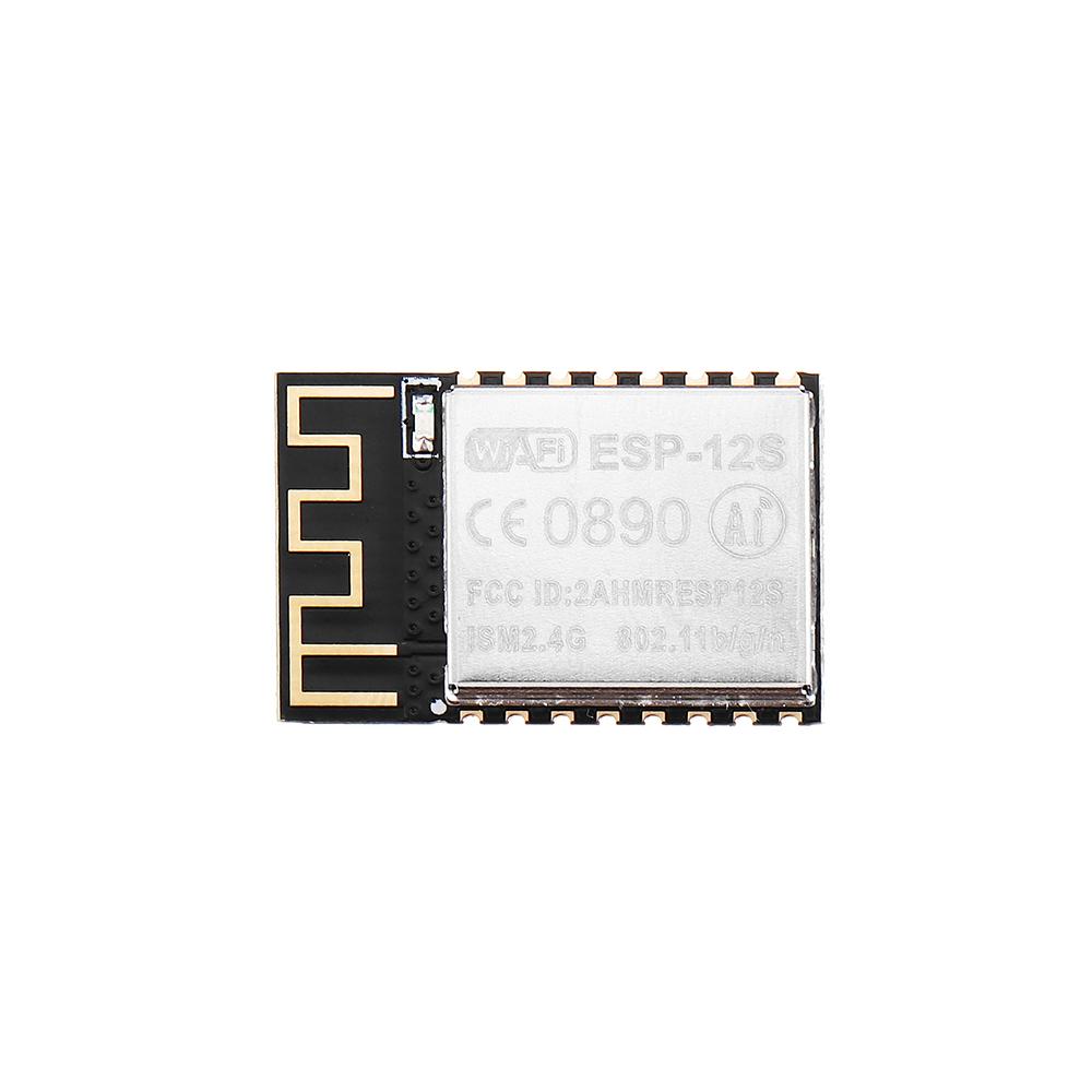 5 шт. ESP8266 ESP-12S Серийный WIFI Беспроводной модуль трансивера ESP8266 4M Flash - фото 3