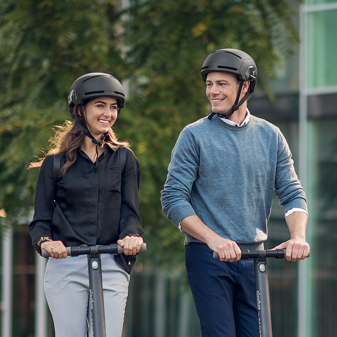 Ninebot Сверхлегкий езда Шлем Лыжи Сноуборд Скейтборд Велосипед Велоспорт Мужчины Женское - фото 6