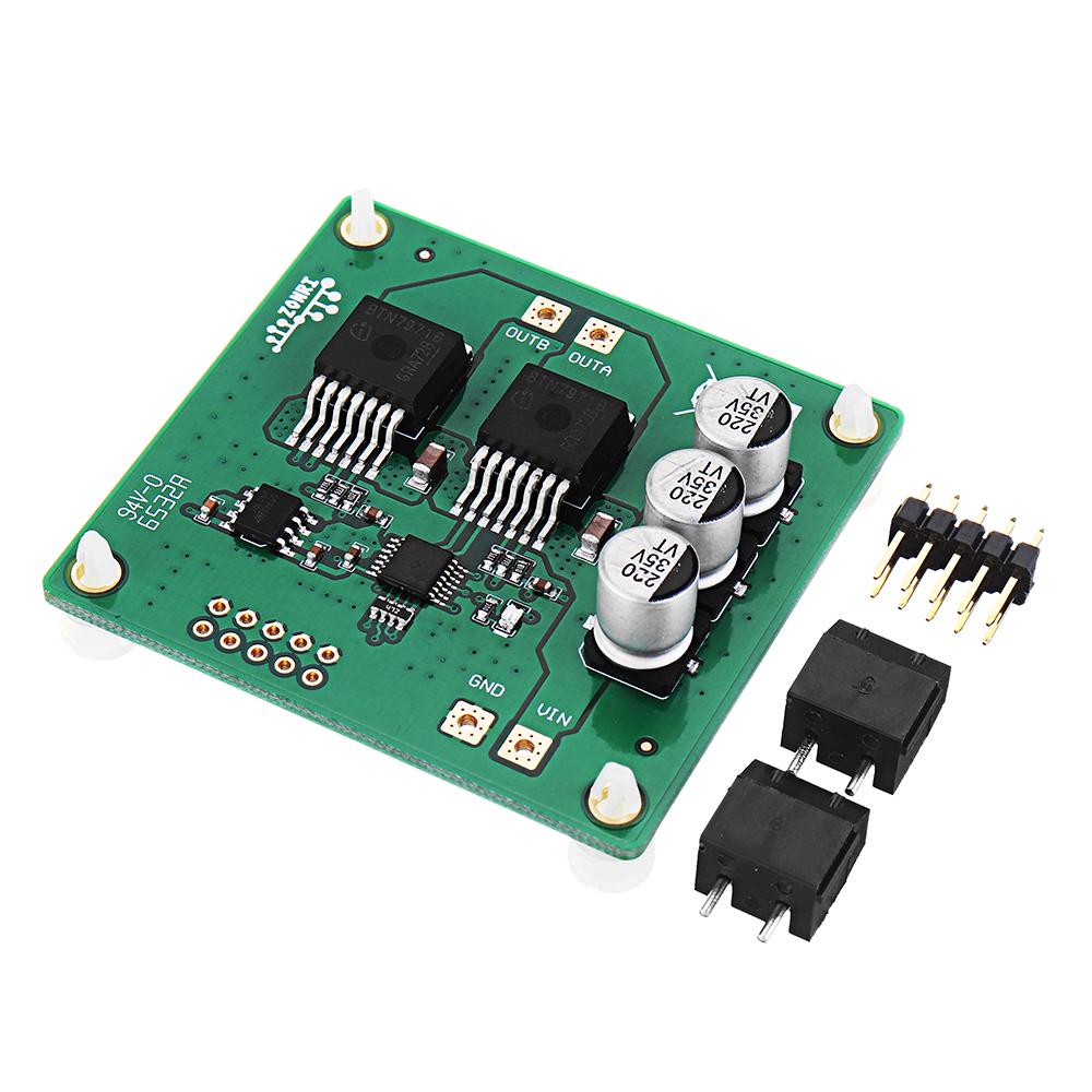 BTN7971B DC Мотор Модуль драйвера High Power H Мостовая изоляция входного сигнала для Smart Drive - фото 1