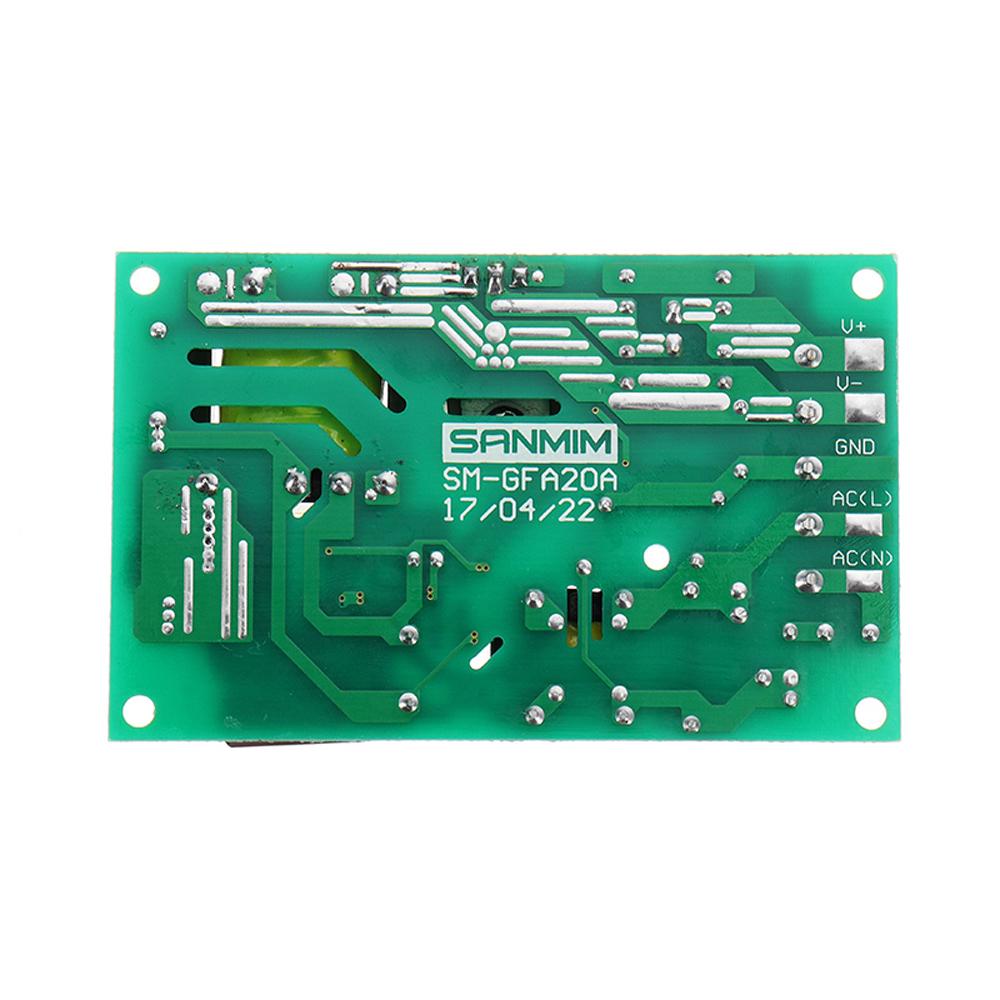 SANMIN® AC To DC 5V 4A Импульсный источник питания Прецизионный блок питания - фото 4