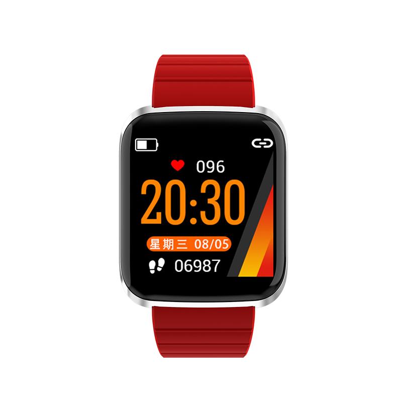 Bakeey 116 Pro 1,3-дюймовый большой вид Сердце Оценить артериальное давление Монитор Мульти-спортивные режимы Smart Watc - фото 10