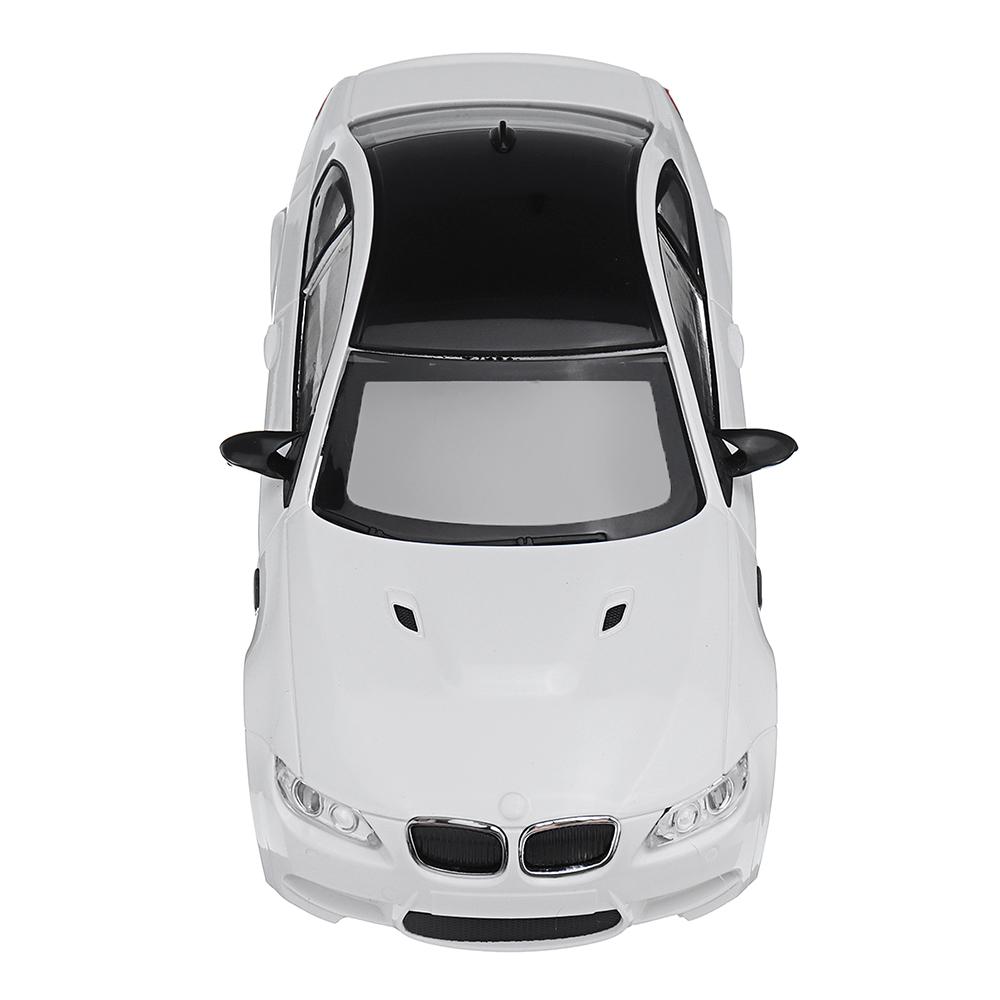 Firelap RC Авто Корпус Для 1/28 Das87 Wltoys Mini-Q RC Модель Автомобиля Белый - фото 6