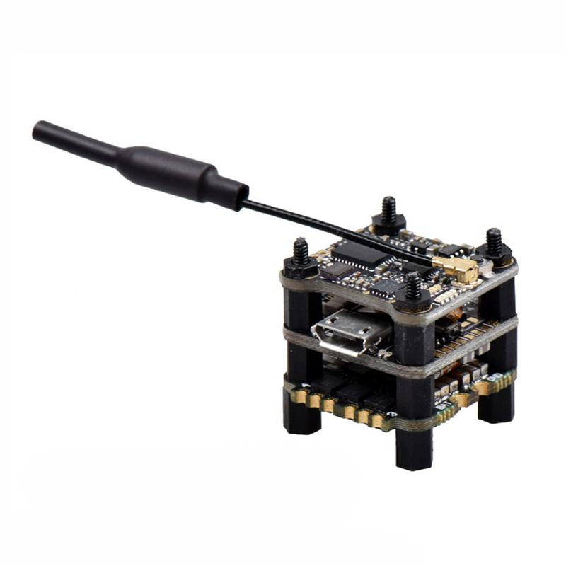 Контроллер полета JHEMCU SIF4 F4 + 13A Blheli_S 2-4S Бесколлекторный ESC + 40CH 25 ~ 200 мВт VTX 16 * 16 мм для RC Дрон - фото 1