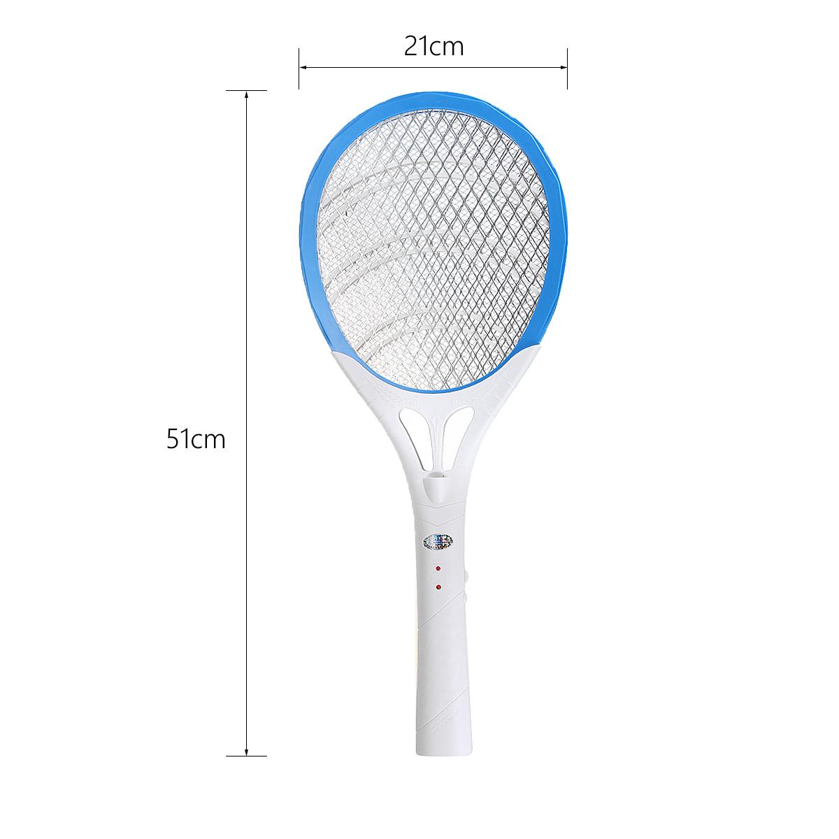 Мухобойка электрическая Мухобойка Мухобойка Zapper Bug Zapper Ракетка для тенниса Форма Убивает насекомых Комариные кома - фото 8