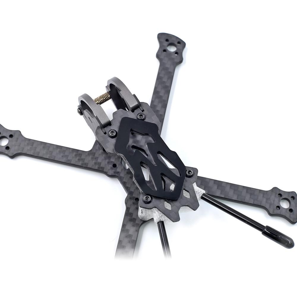 GEPRC GEP-PX3 3 дюймов 140 мм Колесная база 3 мм Arm 3K Карбоновая рамка Набор для RC Дрон FPV Racing - фото 5