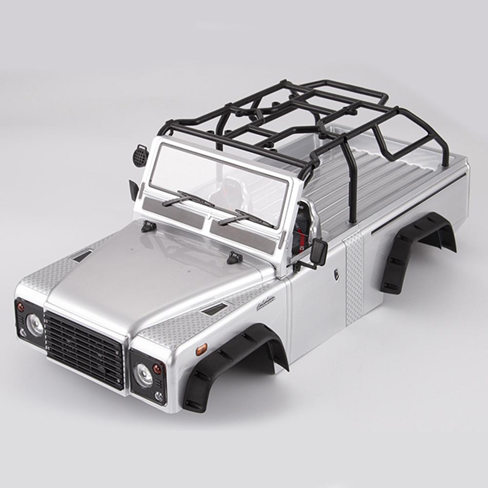 Killerbody MARAUDER_ⅡПодготовленный RC Авто окрашенные легкие ведра в корпусе в сборе, пригодные для осевого шасси SCX10 - фото 9