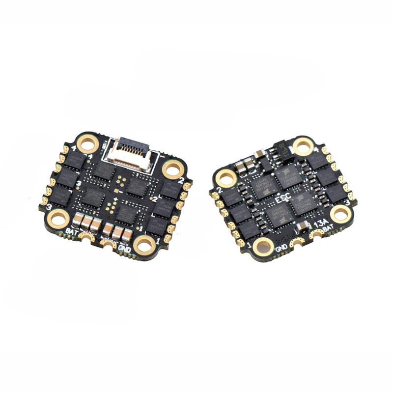 Контроллер полета JHEMCU SIF4 F4 + 13A Blheli_S 2-4S Бесколлекторный ESC + 40CH 25 ~ 200 мВт VTX 16 * 16 мм для RC Дрон - фото 3