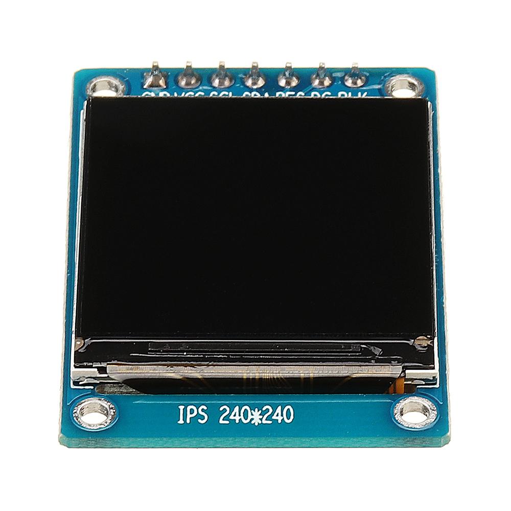 1.3дюймовIPSTFTLCDДисплей 240 * 240 Цвет HD LCD Экран 3.3V ST7789 Модуль драйвера - фото 6