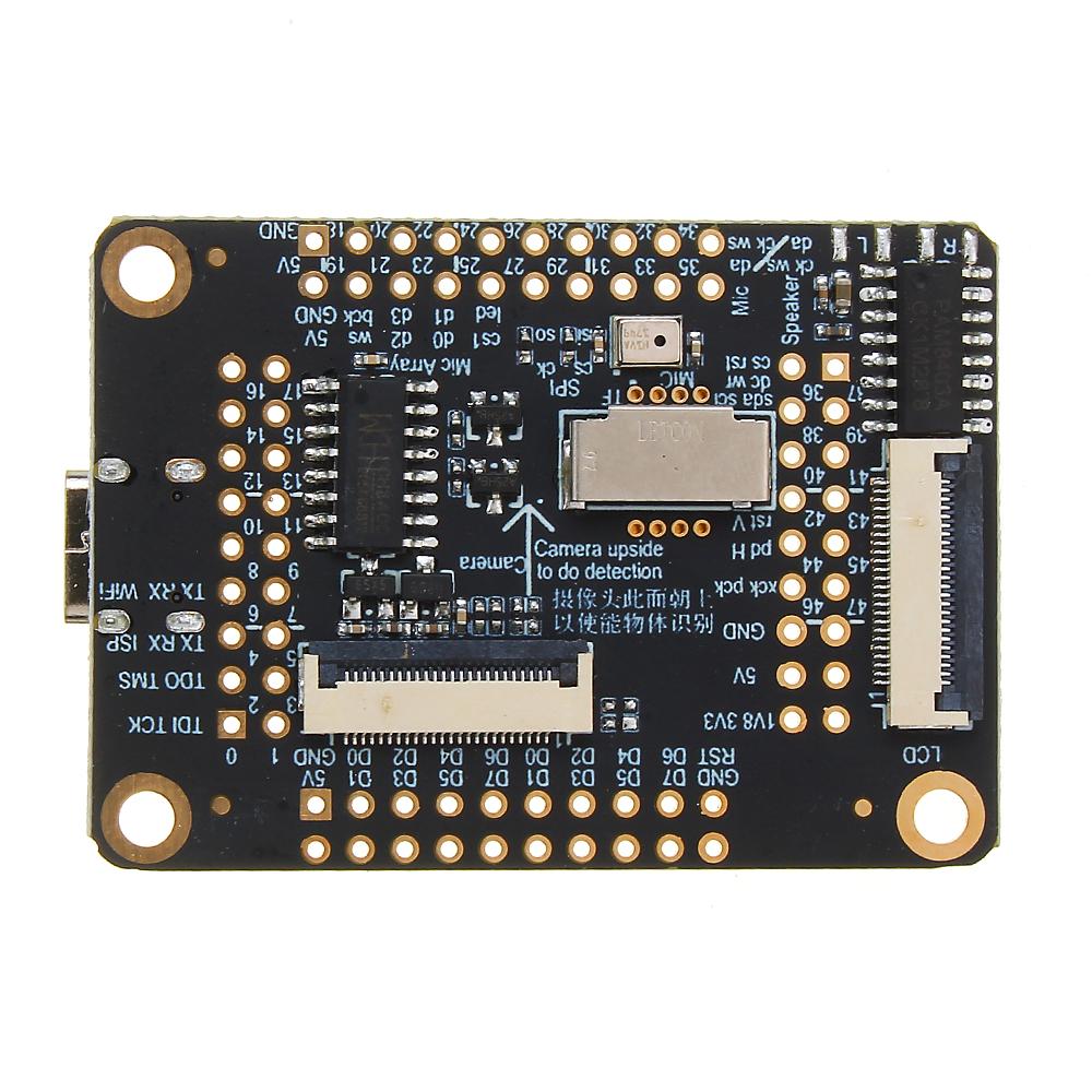 Sipeed M1 Совет по развитию док-станции + 2,4 дюйма 320 * 240 LCD Экран + OV2640 камера Набор - фото 5