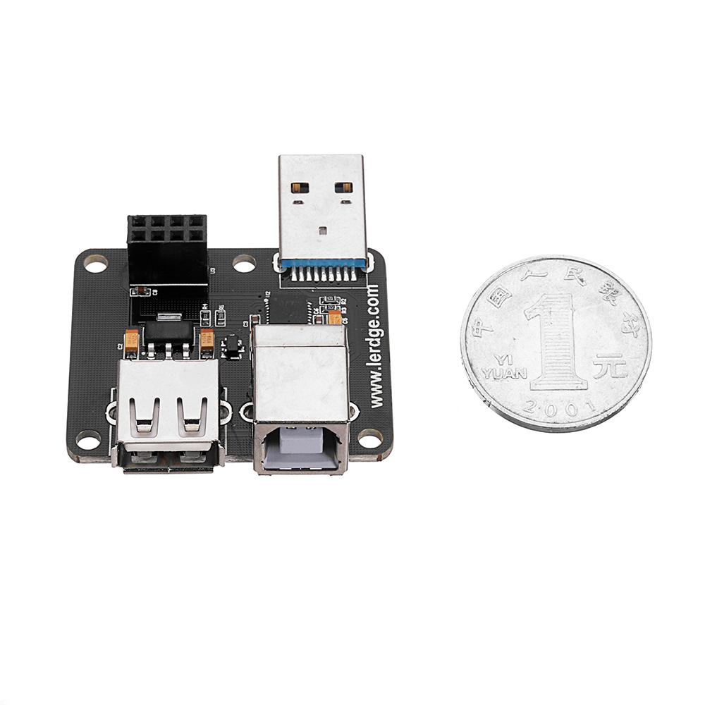Модуль расширения модуля расширения USB для модуля Lerdge для материнской платы 32-битный контроллер 3D-принтера - фото 6
